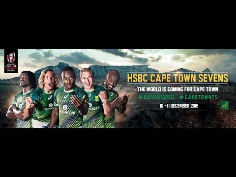 Cape Town 7s Media Day 2016