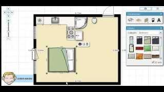 видео Программа 3D дизайна интерьера бесплатно, дизайн квартиры и комнаты онлайн.