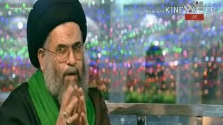 لقاء مع السيد عادل العلوي في مولد الإمام الرضا عليه السلام 11 11 1439