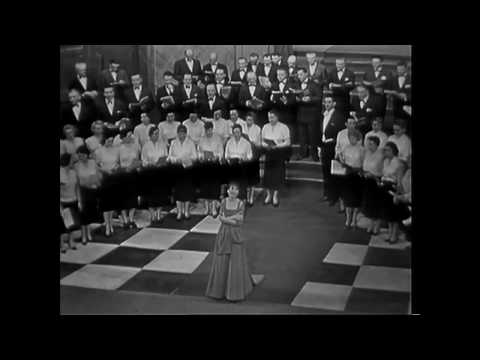 Maria Callas Debut Concert In París December 19 1958 Part Three