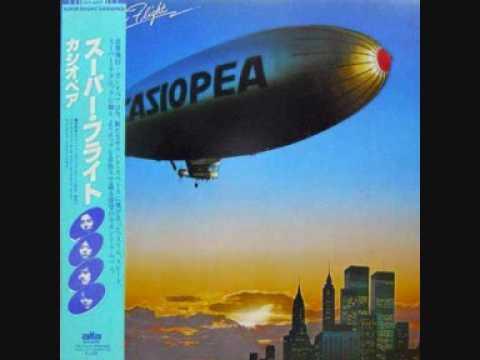 Casiopea - Superflight (full album)