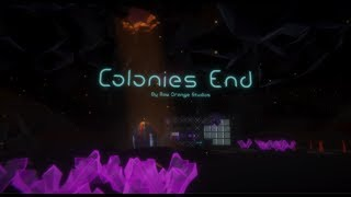 Structure Building & Saving showcase in @ColoniesEnd