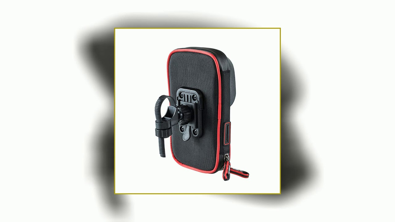 ec31ca018ba WHEEL UP Rainproof Bike Handlebar Touchscreen Phone Bag Case Cell Phone  Holder MTB Frame Pouch Bag.