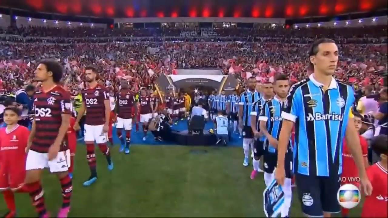 Flamengo 5 x 0 Grêmio | Melhores Momentos | Semi Final da ...