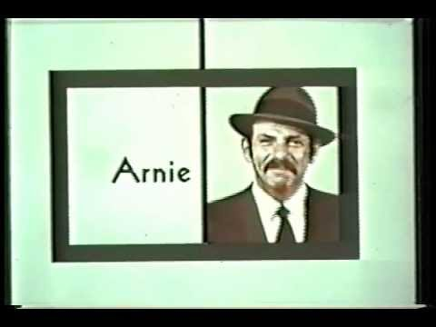 ARNIE  credits CBS sitcom