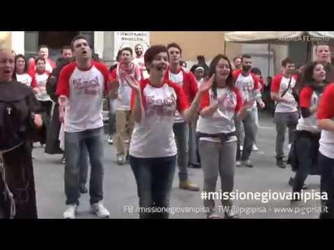 FLASH MOB - Corso Italia a Pisa #missionegiovanipisa