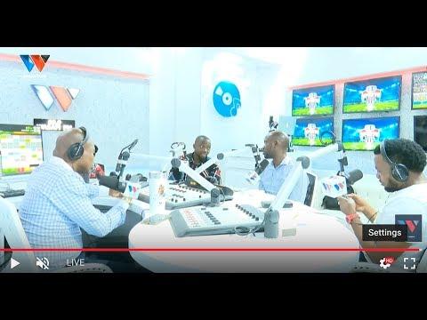 #LIVE: SPORTS ARENA NDANI YA 88.9 WASAFI FM  - FEBRUARY 17. 2020