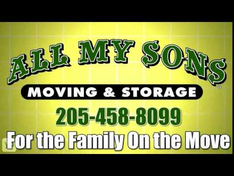 all my sons moving and storage