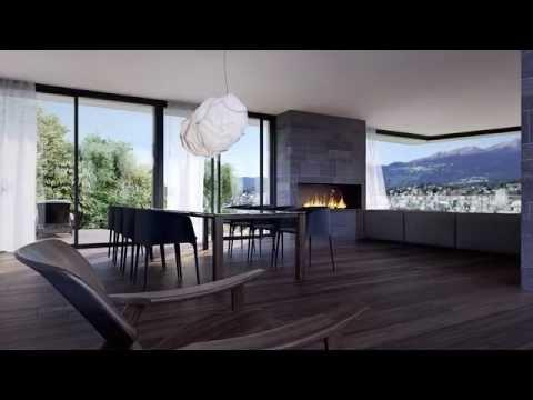 Villa Panorama: Buy luxury property in Lugano - Breathtaking views! - Lugano | Monte Brè | Ticino