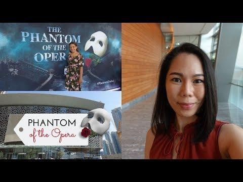 Phantom of the Opera Dubai | katietedotcom