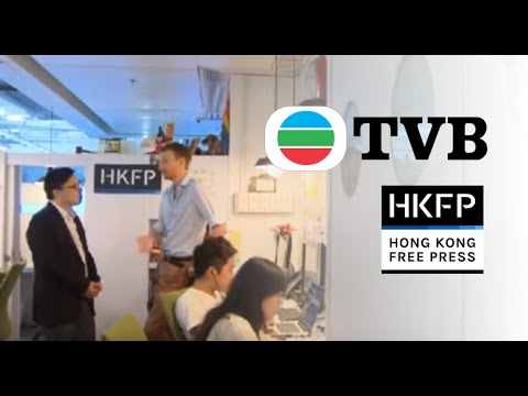 TVB Pearl Money Magazine, 16.8.15: Hong Kong Free Press & pr