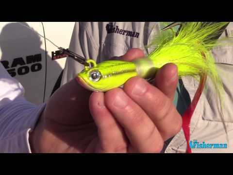 Bucktailing The Surf With New Spro Bucktails   The Fisherman Magazine
