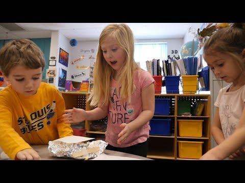 Blevins/Center for Creative Learning Kindergarten Engineering
