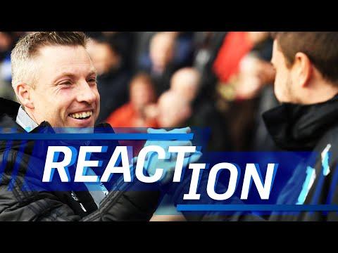 REACTION | BIRMINGHAM vs CARDIFF CITY