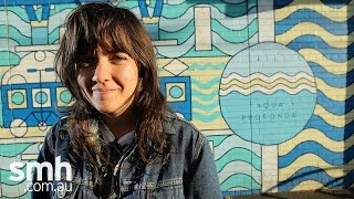 Courtney Barnett: History Eraser (in studio)