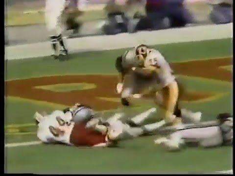 13- John Riggins 2yd run