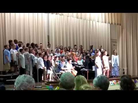Wharton Elementary School spring concert part 3