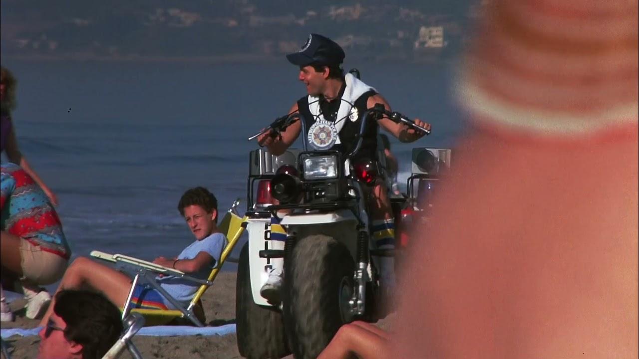 Download Police Academy 2: TFA (1985) - Beach Scene