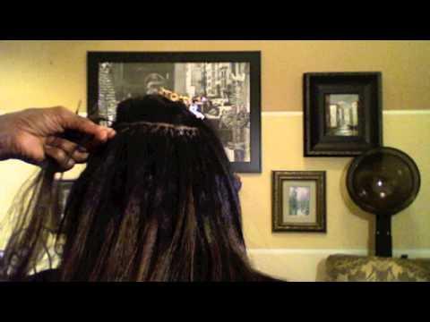 rasheeda love and hip hop inspired hair tutorial doovi