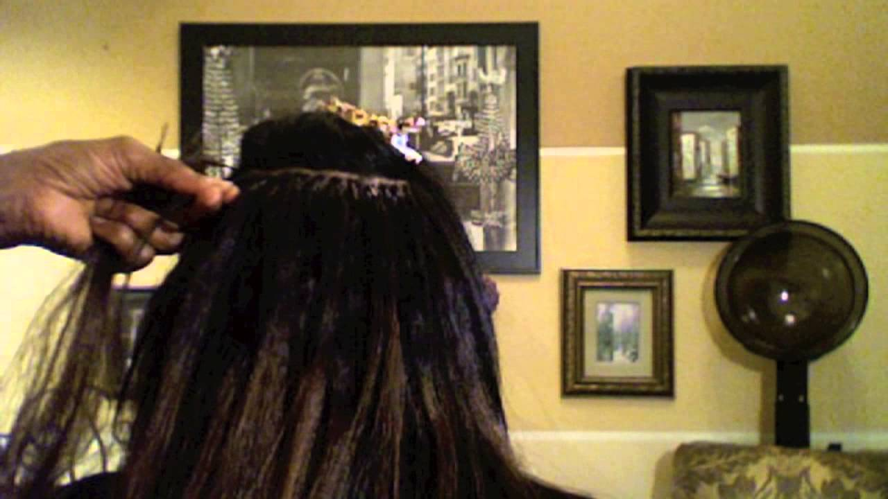 Strand By Strand Hair Extensions Youtube