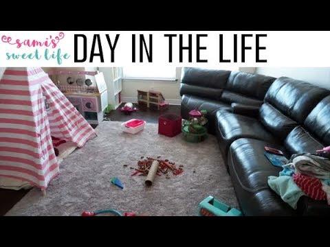 VLOG | Preschool Update, Cactus Time, & Rearranging Furniture