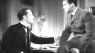 The Hound of the Baskervilles (1939) Basil Rathbone Trailer.avi