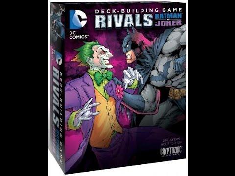 Image result for rivals batman vs joker