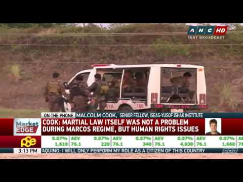Economy may take hit if martial law leads to abuses: analyst