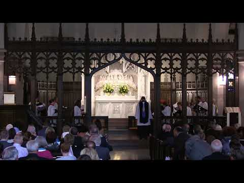 25th Anniversary Evensong • April 22, 2018