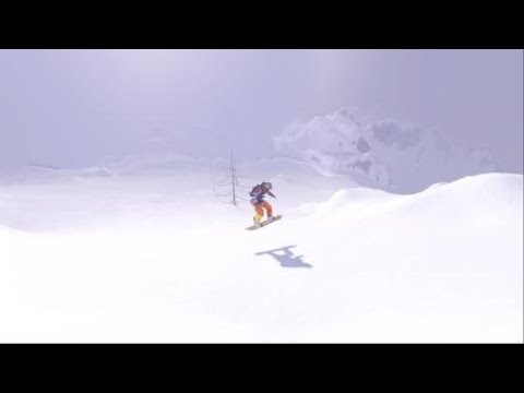 One of my first Stunts in Steep [HD]