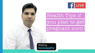 Steps to Get Pregnant Fast