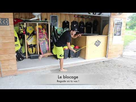 Tutoriel wakeboard cable - tricks Raley [fr]