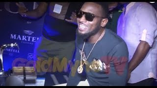 D'BANJ'S 38TH BIRTHDAY PARTY..KCEE, MR REAL, AY, SERIKI, RUGGED MAN ATTEND