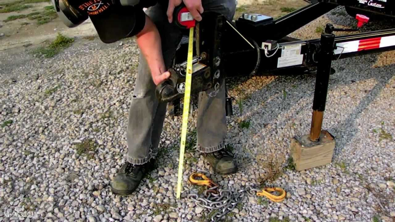 Trailer Ball Coupler Hitch Swap And Tips On How To Do It