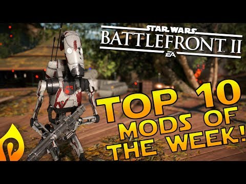 Download Youtube: Top 10 Mods of the Week #4 In Star Wars Battlefront 2