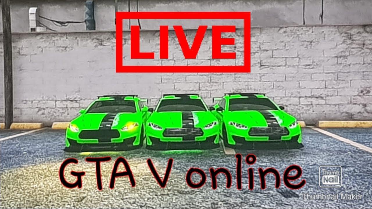 Gta 5 online tuning treffen ps4
