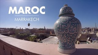 Maroc - Exploring Marrakech | GoPro