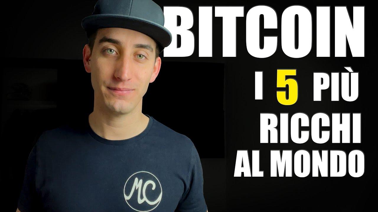 Bitcoin, ecco qual è il secondo mercato al mondo: non ci crederete mai