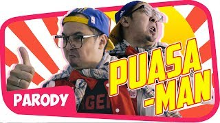 PUASA MAN - SuperHero from Wkwk Land