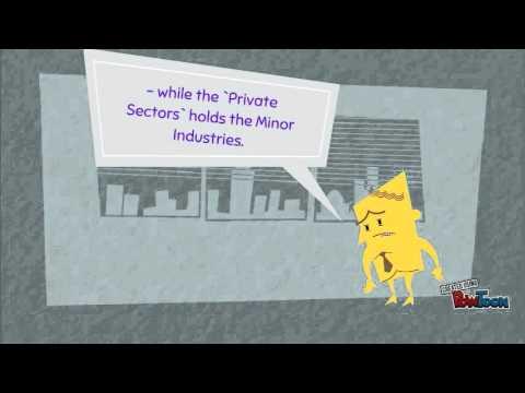 Mixed Economy - powtoon