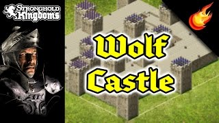 Stronghold Kingdoms - Wolf Castle #11 (hardest)