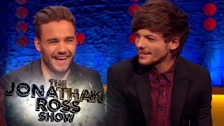 Liam's Stolen Pants #ThrowbackThursdays - The Jonathan Ross Show