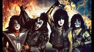 Kiss – God gave rock and roll to you