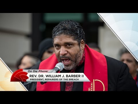 Rev. Barber Talks MLK &