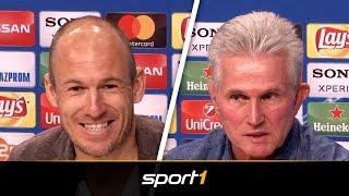 Vertragsverlängerung von Arjen Robben: Das ist anders als früher | SPORT1