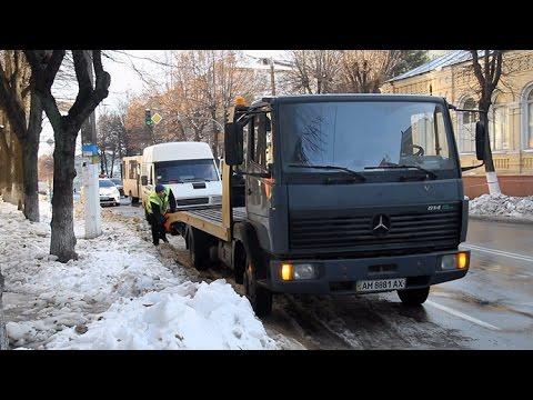 Міська влада разом з патрульною поліцією бореться з порушниками ПДР