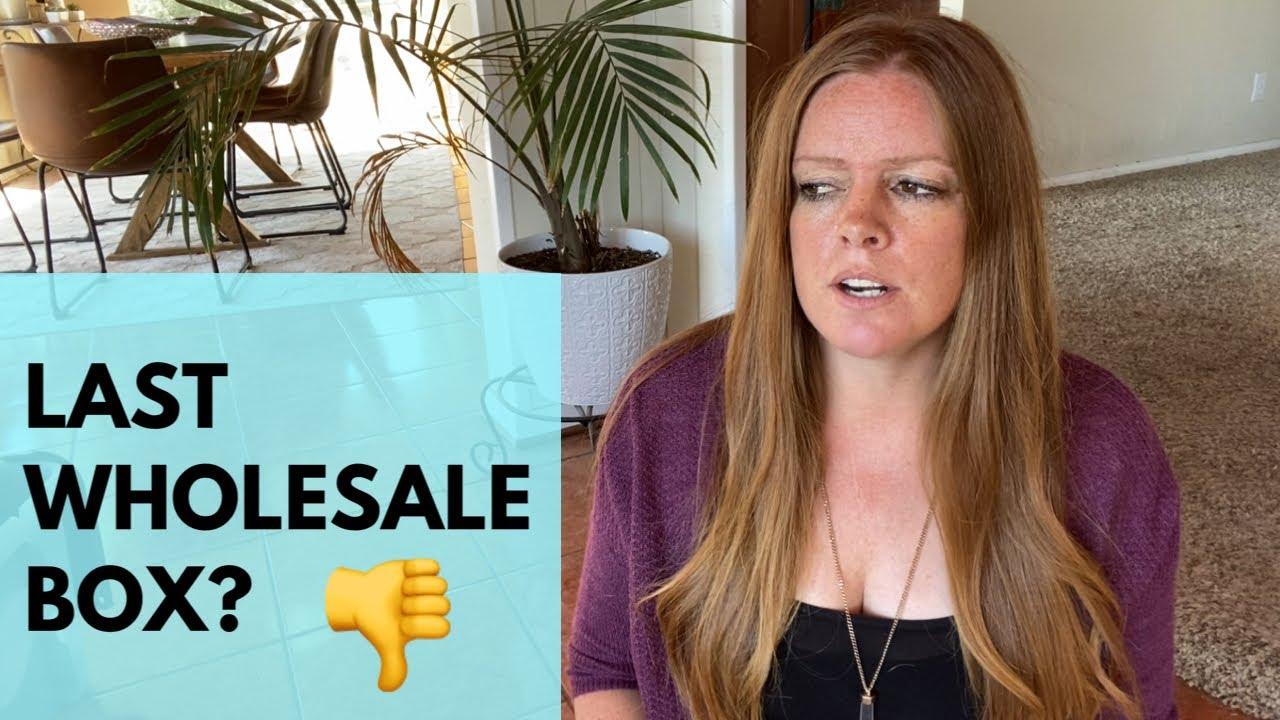 50 Piece Premier Returns Wholesale Box || EBay & Poshmark Inventory