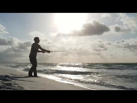 Beach And Pier Fishing In Pensacola Florida
