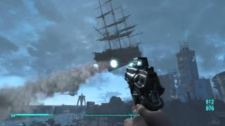 All that work for nothing Captain Ironsides Fallout 4