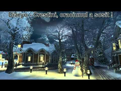 Robeeo - Crestini, Craciunul A Sosit (Cover)